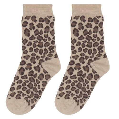 """Caramel Leopard"" kojinės"