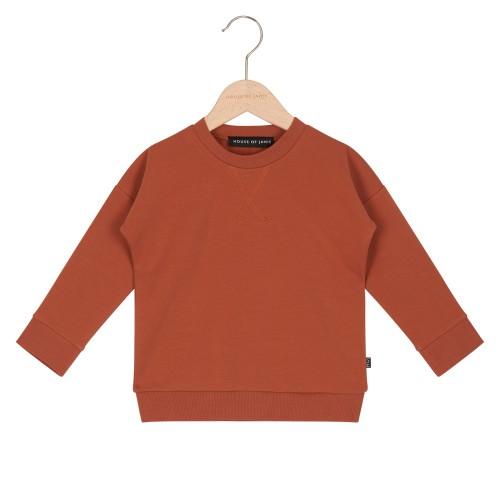 "Crewneck Sweatshirt ""Rust"""